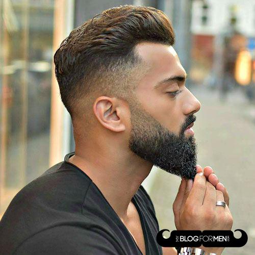 Dans un premier temps très prisé dans les barbers shop afro,américains, ce  type de barbe s\u0027étend de plus en plus et semble plaire à pas mal d\u0027adepte  de la