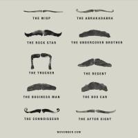 Bon Movember à tous!